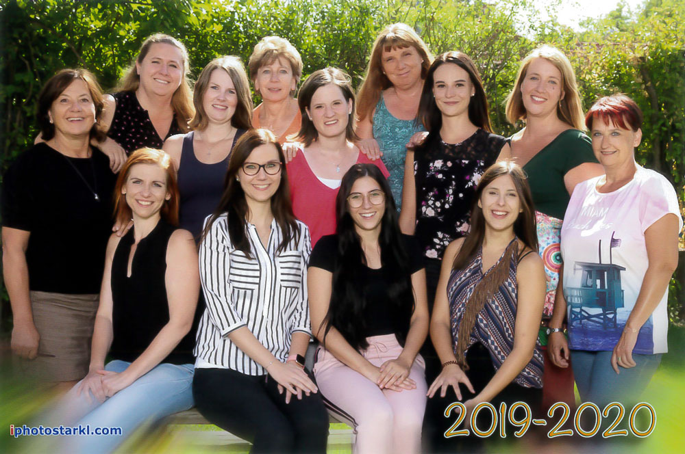 KinderKindergarten Forchtenstein Team 2019/2020garten-Forchtenstein-Team-2019